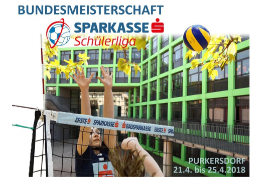 Volleyball Bundesmeisterschaft startet am 21. April