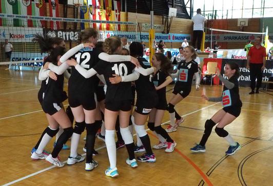 Hartberg und Klagenfurt bestreiten das Finale der Volleyball Bundesmeisterschaft